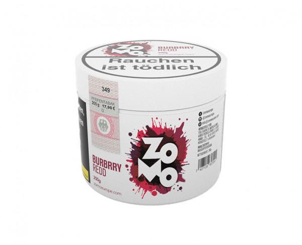 Zomo Burbrry Red 200g