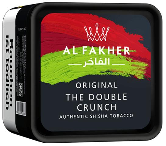 Al Fakher - Double Crunch 200g