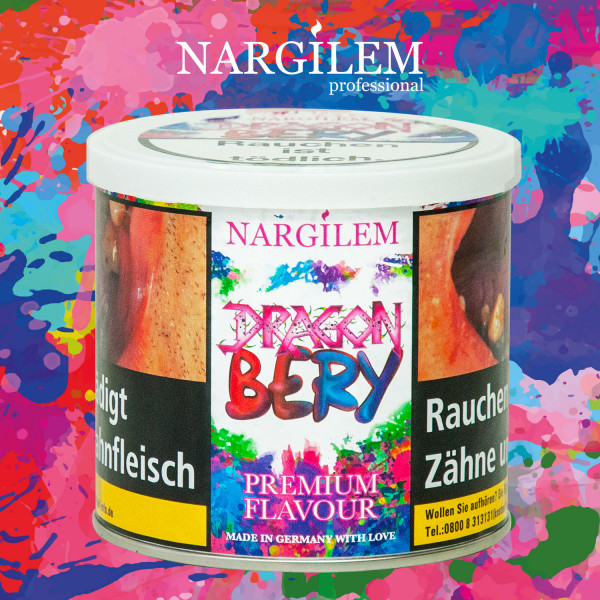 Nargilem - DragonBery - 200g