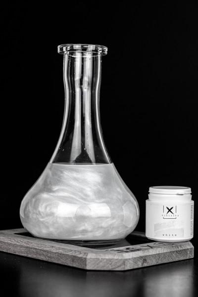 X Schischa Sparkle White