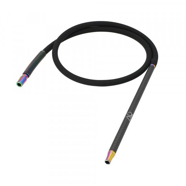 AO Carbon Schlauchset Black Rainbow