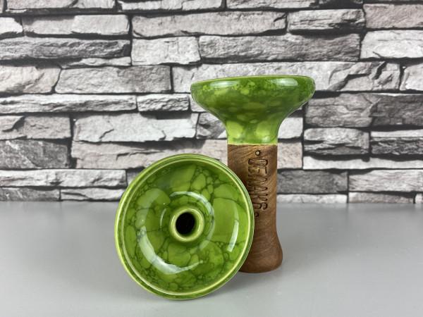 Oblako Phunnel M Glazed Marble Green