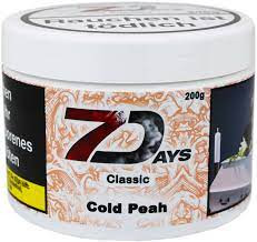 7Days - Cold Peah 200g