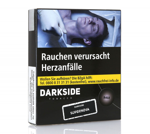 Darkside Tobacco Base 200g - Supernova