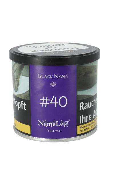 Nameless Black Nana 200g
