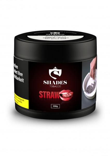 Shades Tobacco Strawbitch 200g