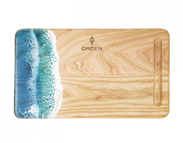 Orden Hookah - Board - Picasso Sea Wave
