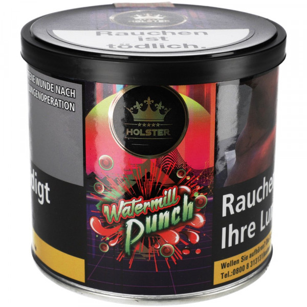 Holster Watermill Punch 200g