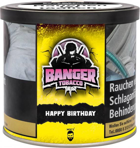 Banger Tobacco Happy Birthday 200g