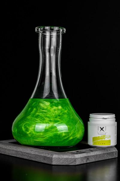 X Schischa Sparkle Lime