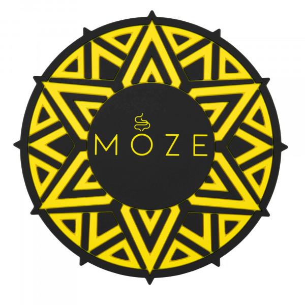 Moze Bowluntersetzer - Yellow