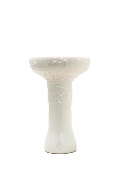 Royal Bowl Templar White Orient