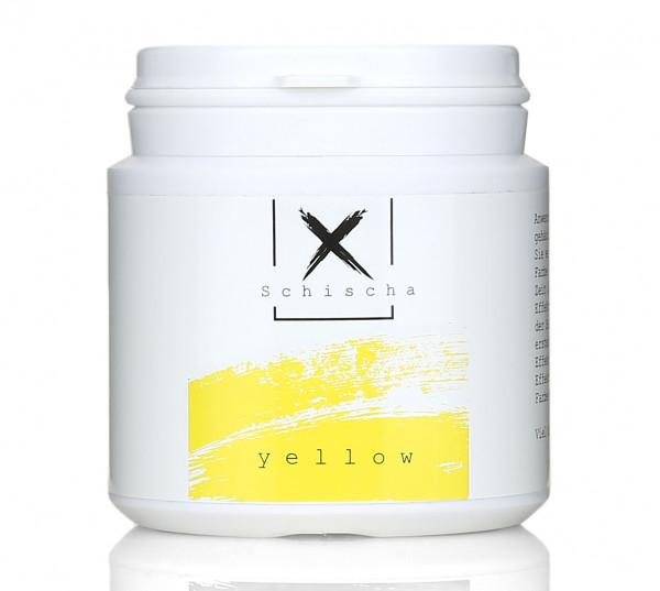 X Schischa Sparkle Yellow