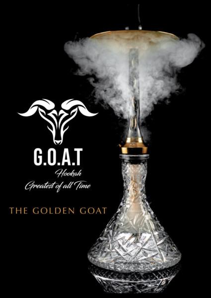 Goat Hookah The Golden Goat