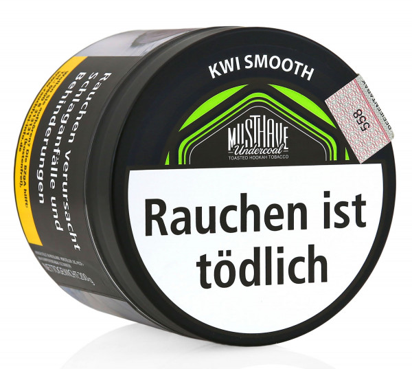 Musthave Kiwi Smooth 200g