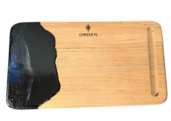 Orden Hookah - Board - Galileo Black Cosmos